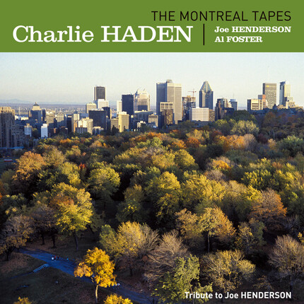 Charlie Haden The Montreal Tapes Tribute To Joe Henderson Analogphonic180g 2LP