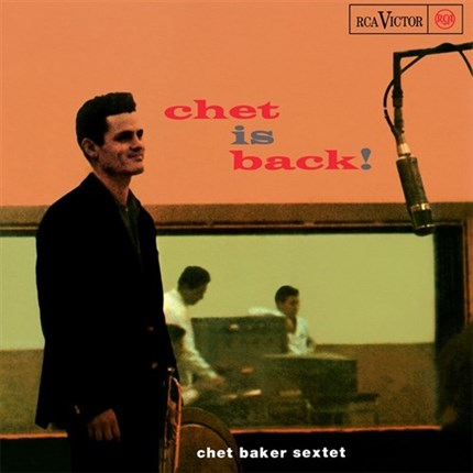 Chet Baker Chet Is Back! Numbered Limited Edition ORG 180g 45rpm 2LP
