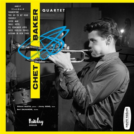 CHET BAKER QUARTET SAM RECORDS