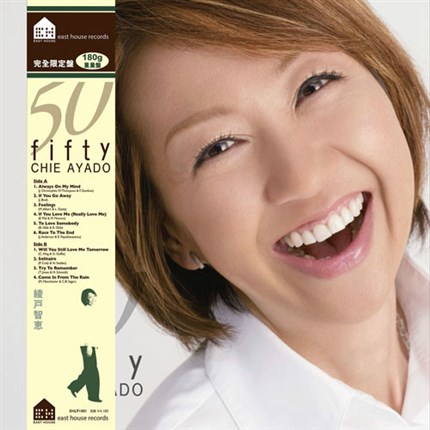 Chie Ayado Fifty 180g Import LP