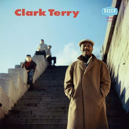 Clark Terry Clark Terry & Orchestra feat. Paul Gonsalves SAM RECORDS180g LP