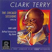 Clark Terry The Chicago Sessions 1995-96 REFERENCE RECORDINGS