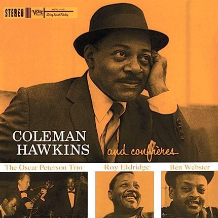 Coleman Hawkins Coleman Hawkins And Confreres ANALOGUE PRODUCTIONS Numbered Limited Edition 200g 45rpm LP