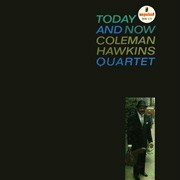 Coleman Hawkins Today And Now  ANALOGUE PRODUCTIONS  180g 45rpm 2LP