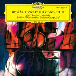 Dvorák: Concerto for Violoncello and Orchestra – Pierre Fournier and the Berlin Philharmonic Orchestra conducted by George Szell