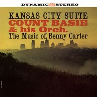 Count Basie Music Of Benny Carter Pure Pleasure180g LP