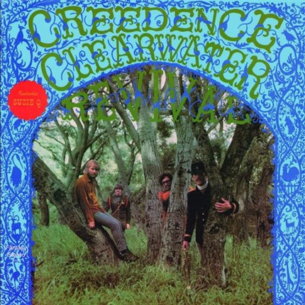 Creedence Clearwater Revival Creedence Clearwater Revival 180g LP FANTASY
