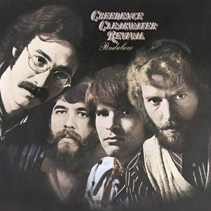 Creedence Clearwater Revival Pendulum 180g LP FANTASY