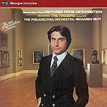 Mussorgsky Pictures From An Exhibition The Philadelphia Orchestra Riccardo Muti EMI