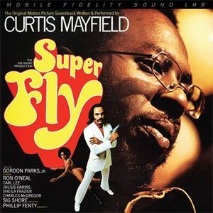 Curtis Mayfield Superfly Soundtrack Mobile Fidelity Numbered Limited Edition 45rpm 180g 2LP
