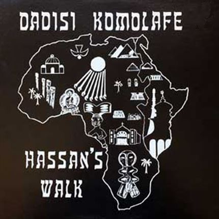 Dadisi Komolafe Hassan's Walk Pure Pleasure180g LP
