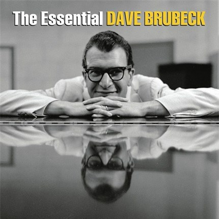 Dave Brubeck The Essential Dave Brubeck LEGACY RECORDING 2LP