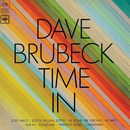 Dave Brubeck Time In ORG MUSIC 180g LP