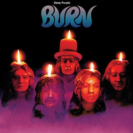 Deep Purple Burn  FRIDAY MUSIC 180g LP