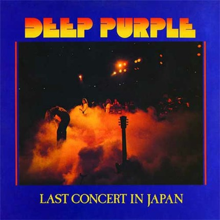 Deep Purple Last Concert In Japan  FRIDAY MUSIC 180g LP