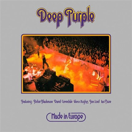 Deep Purple Made In Europe  FRIDAY MUSIC 180g LP