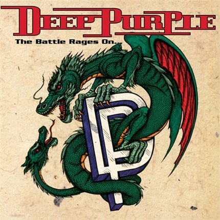Deep Purple The Battle Rages On  FRIDAY MUSIC 180g LP