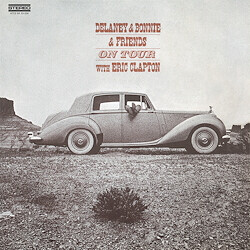 Delaney & Bonnie & Friends With Eric Clapton On Tour ATCO Speakers Corner 180g LP