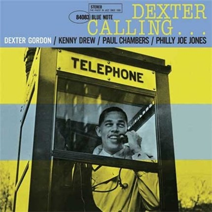 Dexter Gordon Dexter Calling ANALOGUE PRODUCTIONS 180g 45rpm 2LP