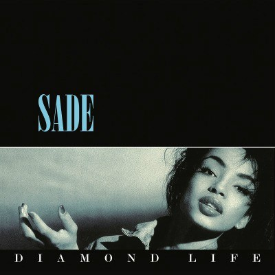 SADE Diamond Life Music on vinyl 180 gr