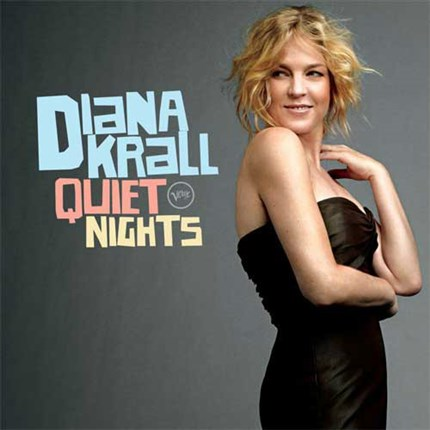 Diana Krall Quiet Nights  Numbered Limited Edition  ORIGINAL RECORDING GROUP 180g 45rpm 2LP