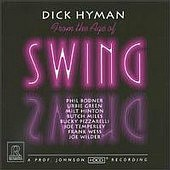 Dick Hyman, From the age of Swing. REFERENCE RECORDINGS