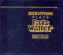 Dick Hyman Plays Fats Waller Gold CD REFERENCE RECORDINGS