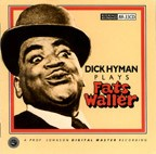 Dick Hyman Plays Fats Waller REFERENCE RECORDINGS CD