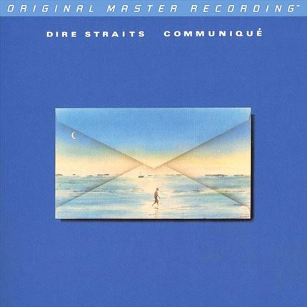 Dire Straits Communique Numbered Limited Edition Hybrid Stereo SACD Mobile Fidelity