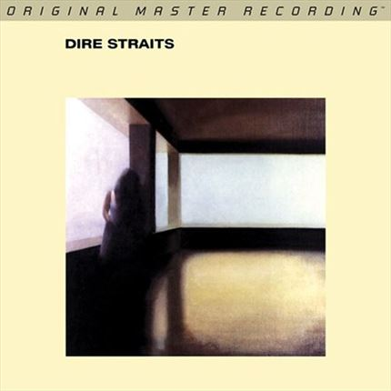 Dire Straits Dire Straits MOBILE FIDELITY Numbered Limited Edition Hybrid Stereo SACD