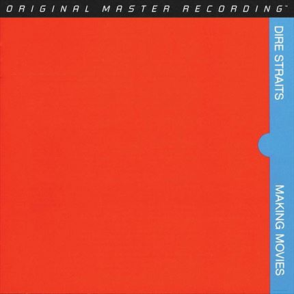 Dire Straits Making Movies MOBILE FIDELITY Numbered Limited Edition 45rpm 180g 2LP