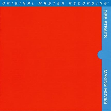Dire Straits Making Movies MOBILE FIDELITY Numbered Limited Edition Hybrid Stereo SACD