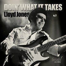 DOIN' WHAT IT TAKES Lloyd Jones REFERENCE RECORDINGS