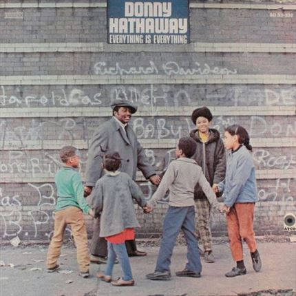 Donny Hathaway Everything Is Everything Speakers Corner 180g LP