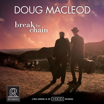 Doug MacLeod Break the Chain HDCD REFERENCE RECORDINGS