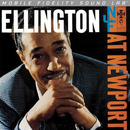 Duke Ellington Ellington At Newport Numbered Limited Edition LP (Mono) MOBILE FIDELITY