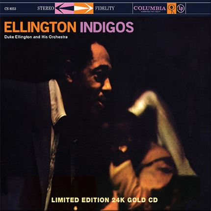 Duke Ellington Ellington Indigos Impex Records Gold CD