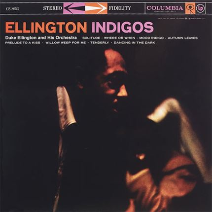 Duke Ellington Indigos Numbered Limited Edition Impex Records 180g LP