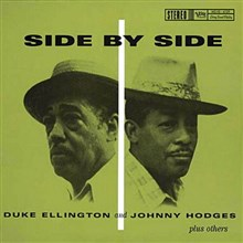 Duke Ellington & Johnny Hodges Side By Side ANALOGUE PRODUCTIONS Numbered Limited Edition 200g 45rpm 2LP