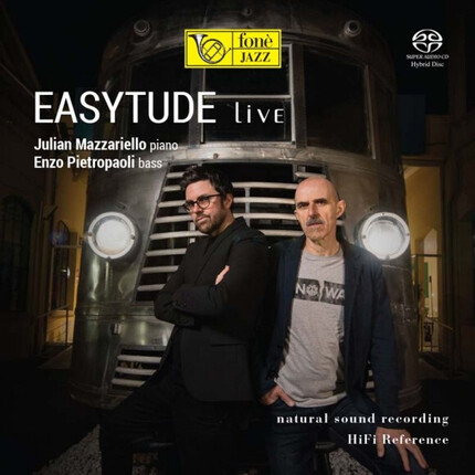 EASYTUDE LIVE FONE RECORDS SACD