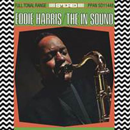 Eddie Harris The In Sound SD11444 ATLANTIC PURE PLEASURE LP