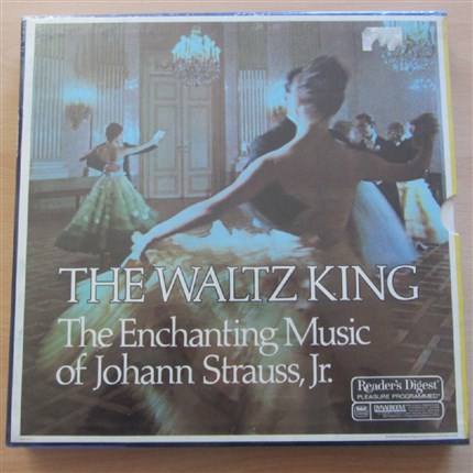 The Watz King The Enchanting Music of Johann Strauss RCA