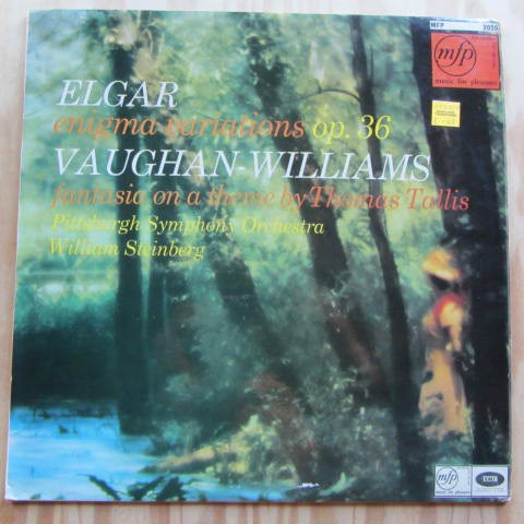 Elgar: Enigma Variations Op. 36 & Vaughan-Williams Fantasia