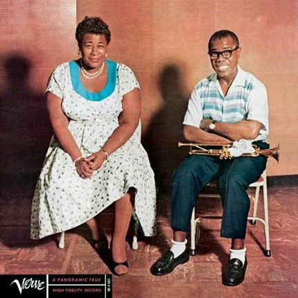 Ella Fitzgerald & Louis Armstrong Ella And Louis Hybrid Mono SACD ANALOGUE PRODUCTIONS