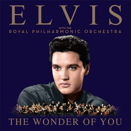 Elvis Presley The Wonder of You: Elvis with The Royal Philharmonic Orchestra LEGACY RECORDINGS 2 LP 150 gr