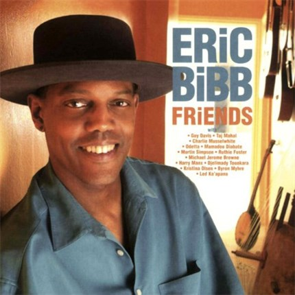 Eric Bibb & Friends Friends Pure Pleasure180g 2LP