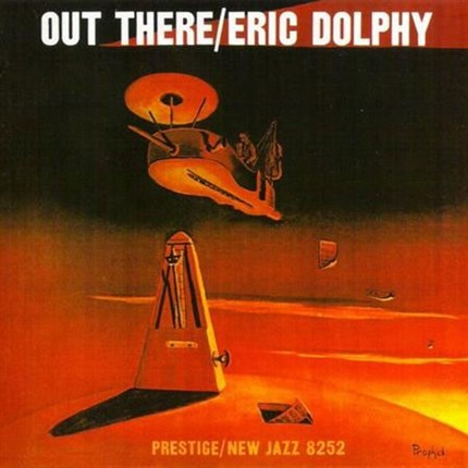 Eric Dolphy Out There ANALOGUE PRODUCTIONS 200g LP (Stereo)