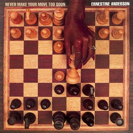 Ernestine Anderson  Never Make Your Move Too Soon  GROOVE NOTE 180g 45rpm 2LP
