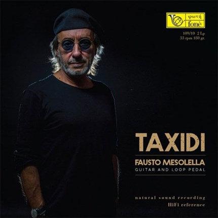 Fausto Mesolella Taxidi 180g 2LP FONE RECORDS