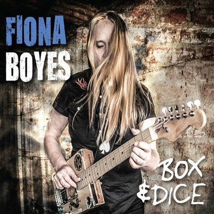 Fiona Boyes Box & Dice REFERENCE RECORDING CD